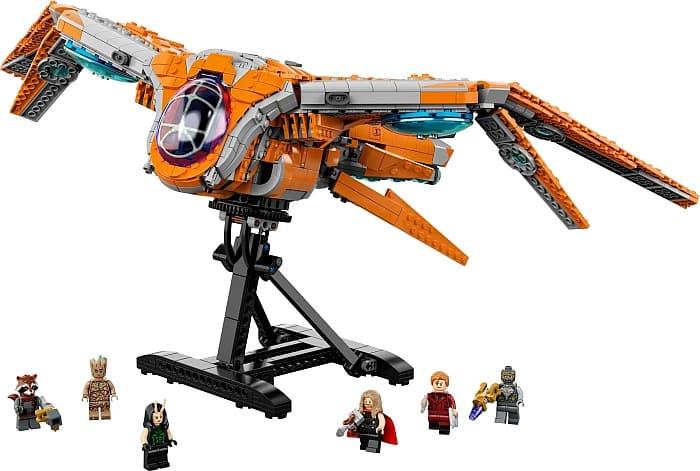 76193 LEGO Marvel Super Heroes
