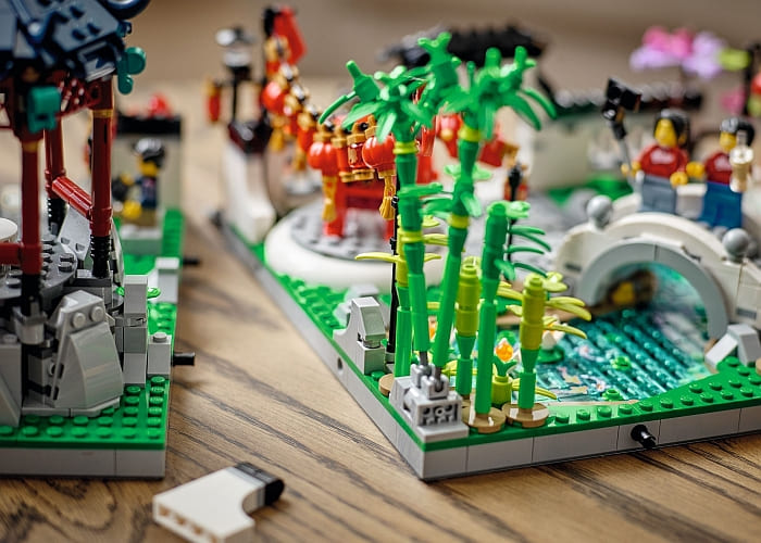 80107 LEGO Chinese New Year Set Review 2