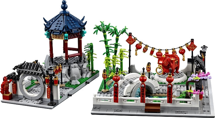 80107 LEGO Chinese New Year Set Review 4