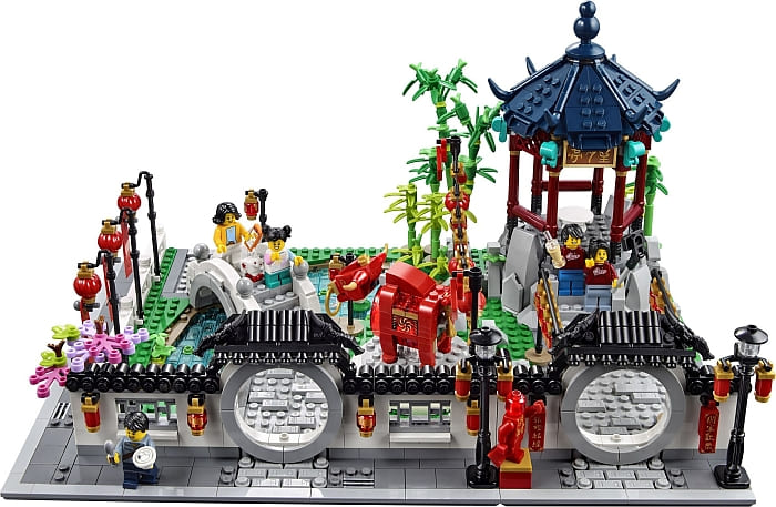 80107 LEGO Chinese New Year Set Review 5
