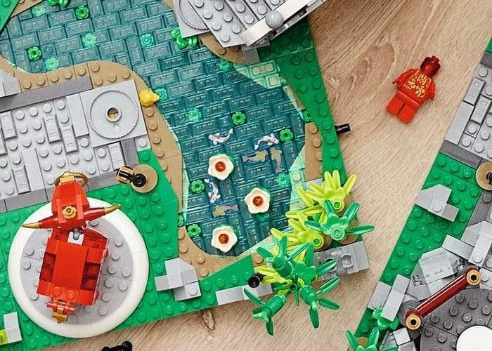 80107 LEGO Chinese New Year Set Review 6