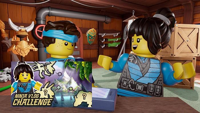 LEGO Ninjago Vlog 6