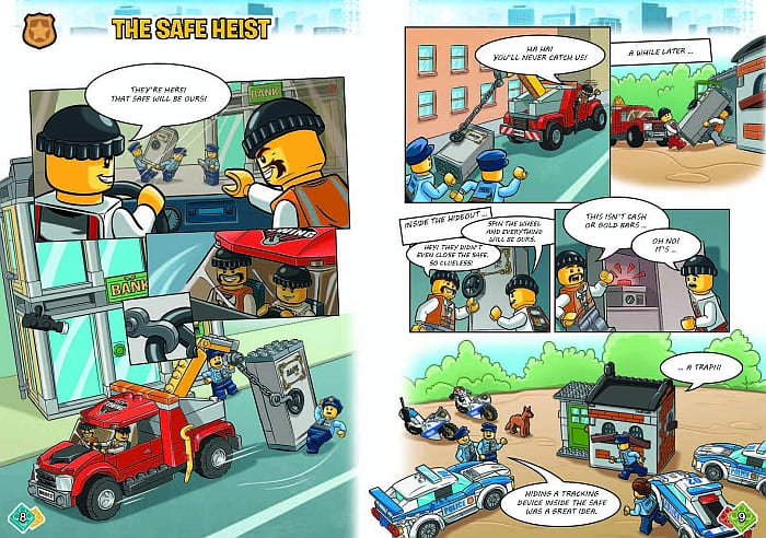 LEGO Pop UP Book 4