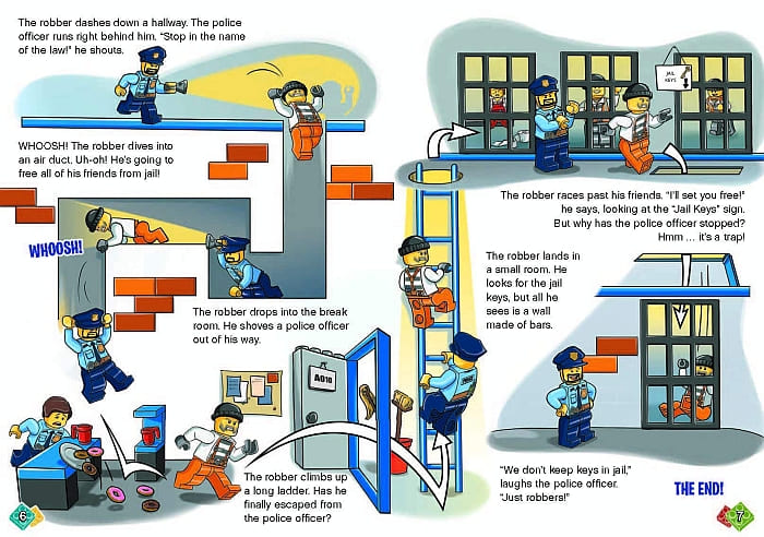 LEGO Pop Up Book 3