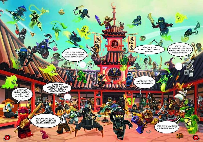 LEGO Pop Up Book 7