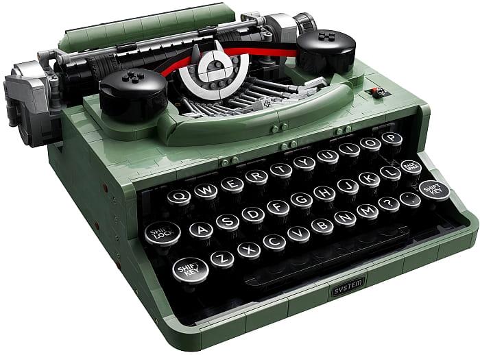 21327 LEGO Typewriter 2