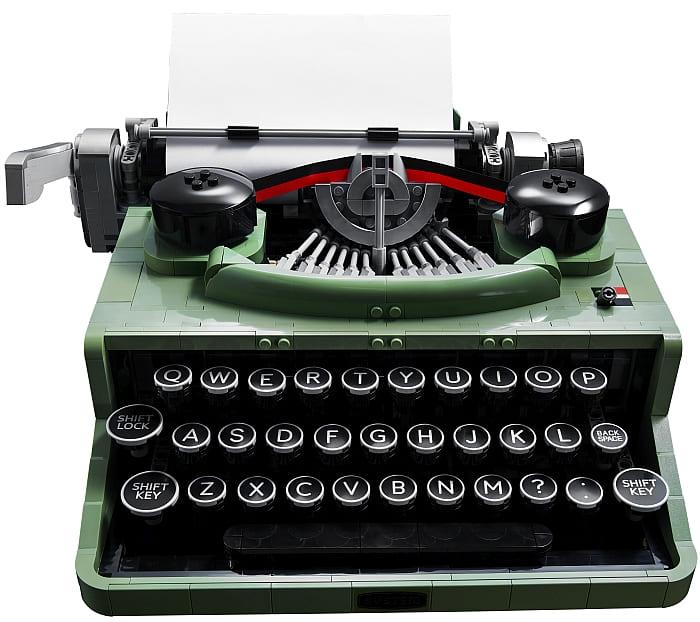 21327 LEGO Typewriter 3