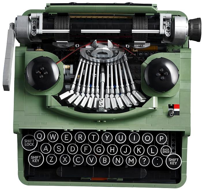 21327 LEGO Typewriter 5