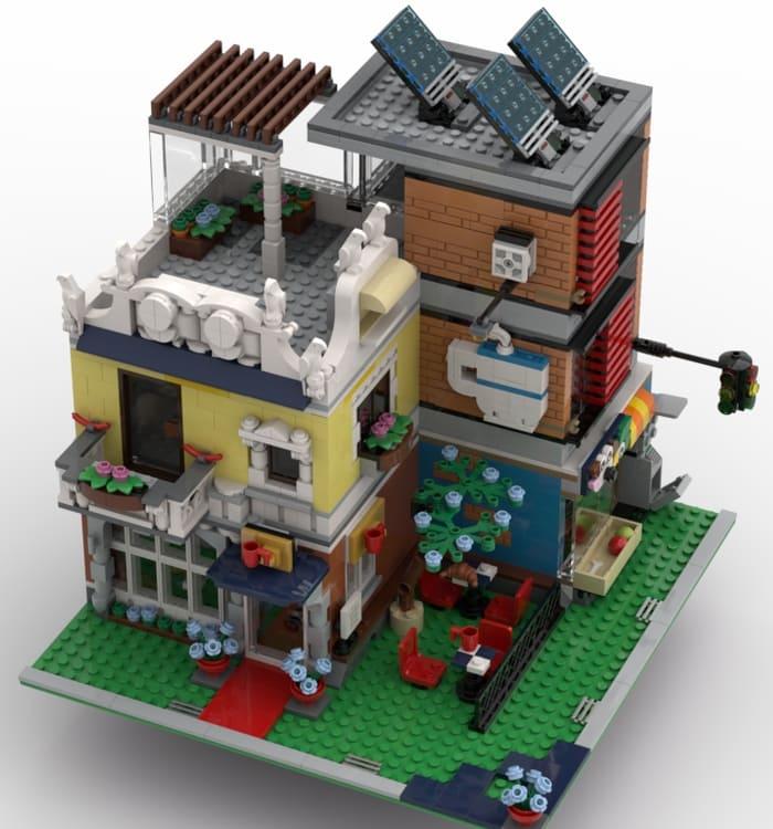 31097 LEGO Creator 10