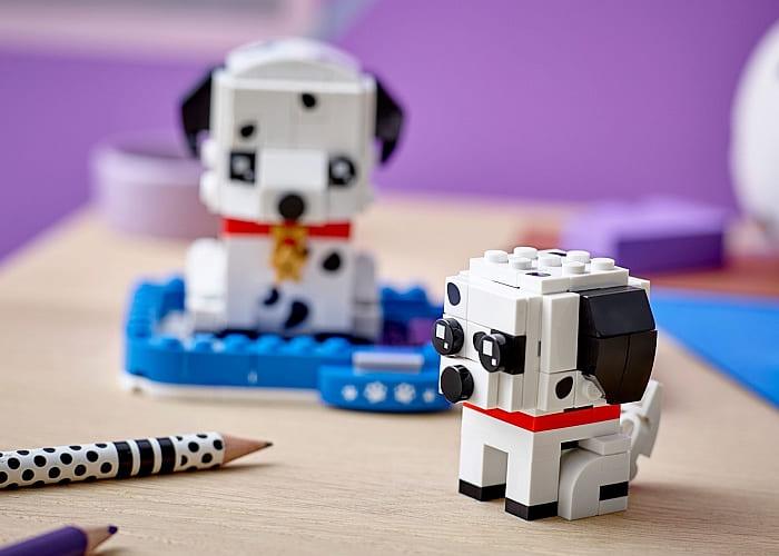 40479 LEGO BrickHeadz Pets Dalmatians 3