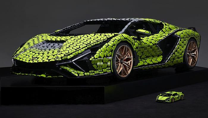 42115 LEGO Technic 13
