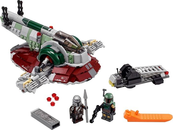 75312 LEGO Star Wars