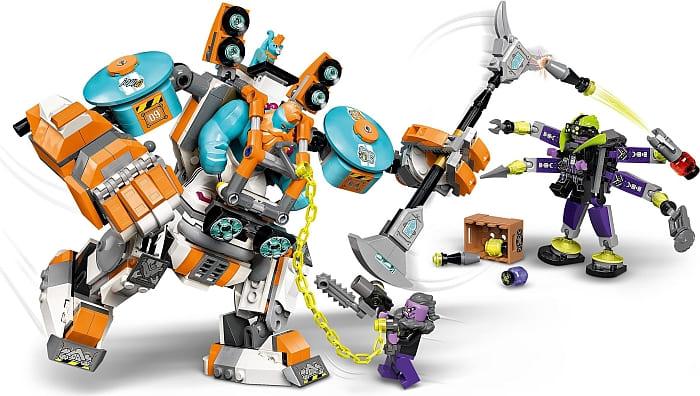 80025 LEGO Monkie Kid