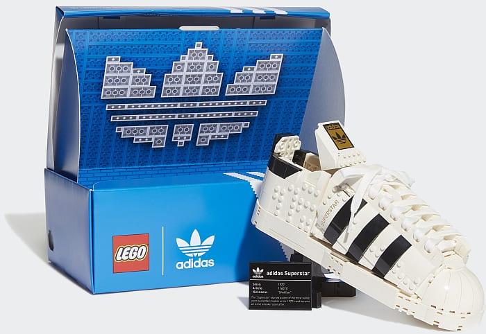 LEGO Adidas 3