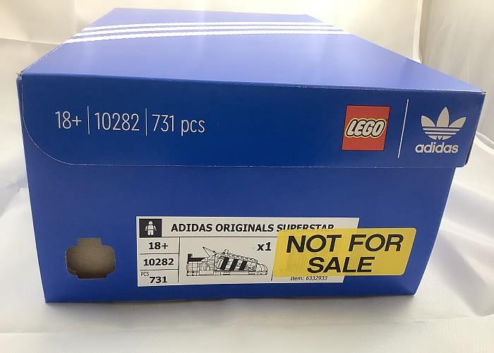 LEGO Adidas Review 2