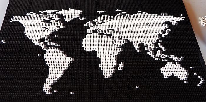LEGO World Map Customization 10