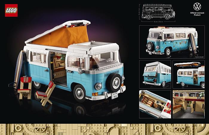 10279 LEGO Volkswagen 1