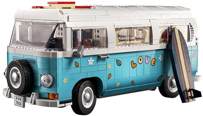 10279 LEGO Volkswagen 6