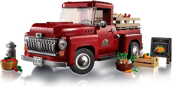 10290 LEGO Pickup Truck 2 1