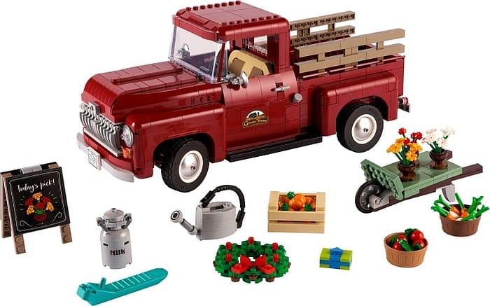 10290 LEGO Pickup Truck