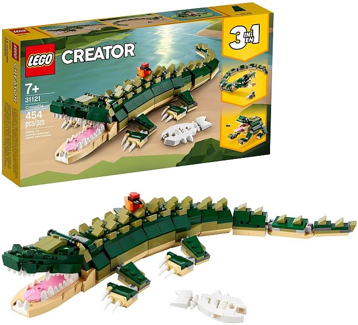 31121 LEGO Creator Crocodile 2