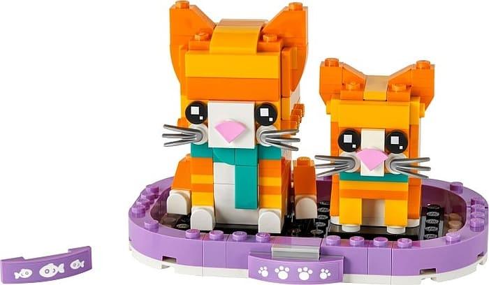 40480 LEGO BrickHeadz Pets 1