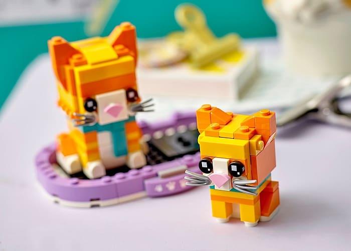 40480 LEGO BrickHeadz Pets 2