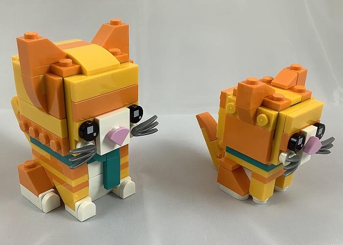 40480 LEGO BrickHeadz Pets 4