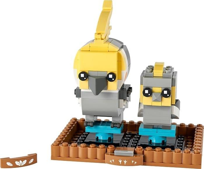 40481 LEGO BrickHeadz Pets 1