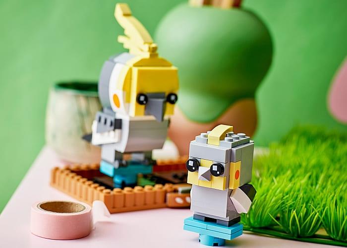 40481 LEGO BrickHeadz Pets 2