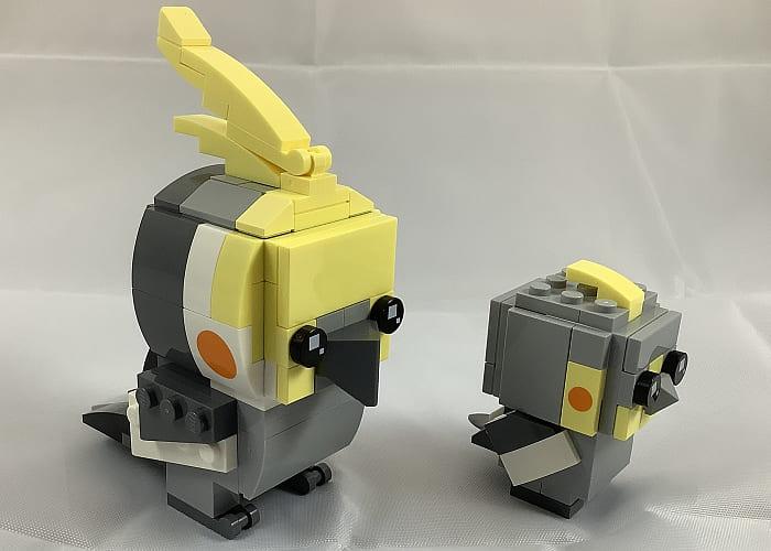 40481 LEGO BrickHeadz Pets 3