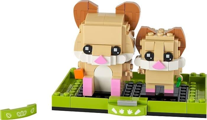 40482 LEGO BrickHeadz Pets 1