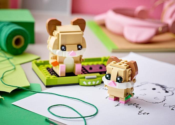 40482 LEGO BrickHeadz Pets 2
