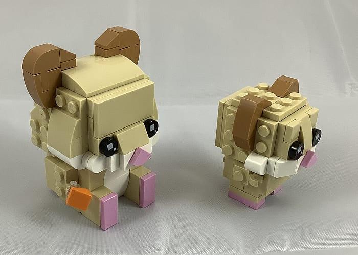 40482 LEGO BrickHeadz Pets 3