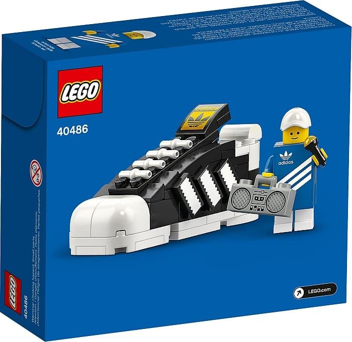 40486 LEGO Adidas 3