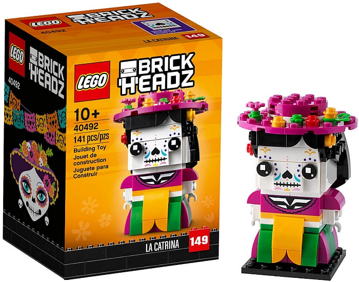 LEGO BrickHeadz La Catrina & The Day of the Dead