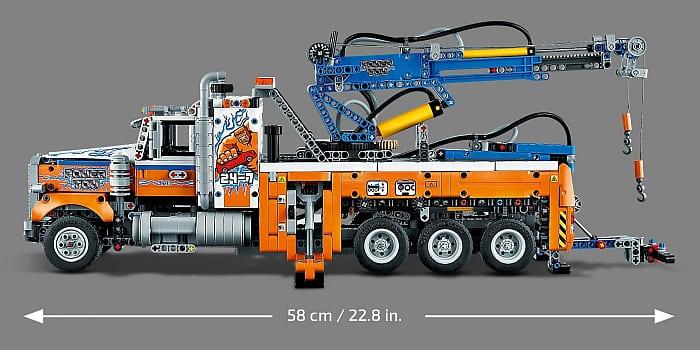 42128 LEGO Technic 1