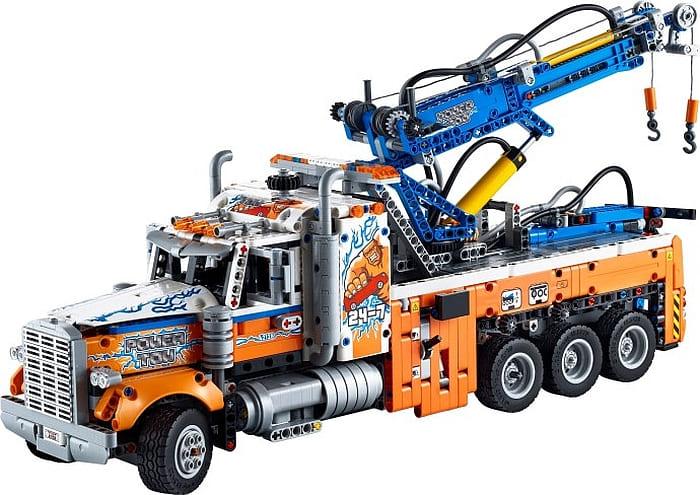 42128 LEGO Technic 2