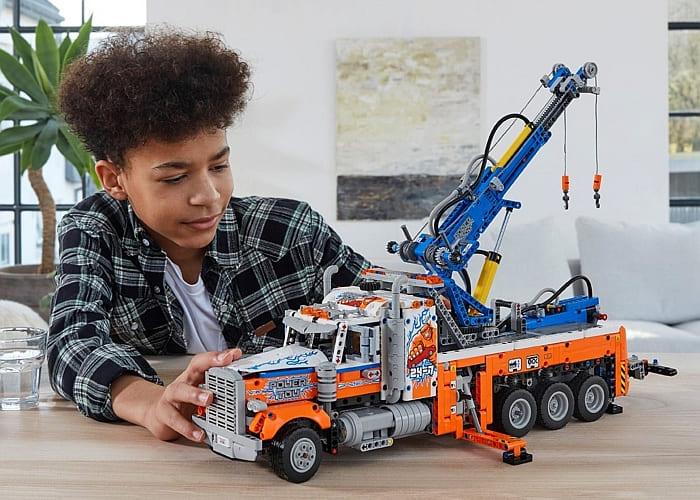42128 LEGO Technic 3