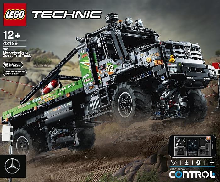 42129 LEGO Technic 2