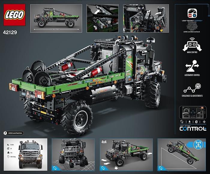 42129 LEGO Technic 3