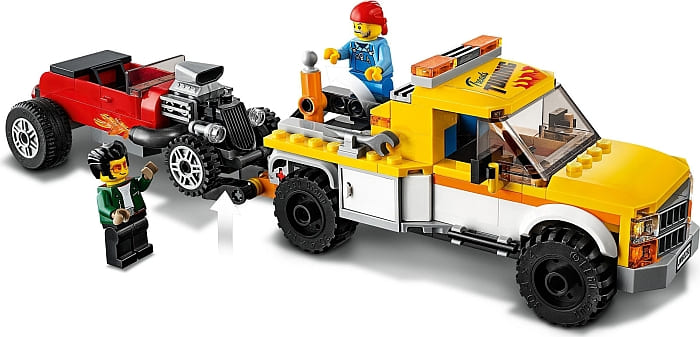 60258 LEGO City Tuning Workshop 4