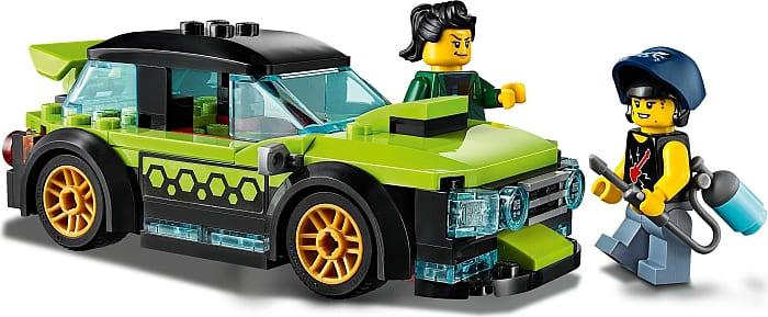 60258 LEGO City Tuning Workshop 5