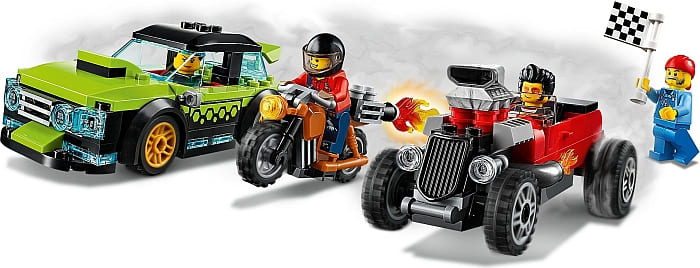 60258 LEGO City Tuning Workshop 6