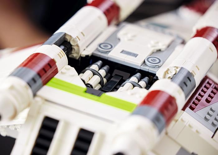 75309 LEGO Star Wars Republic Gunship 11