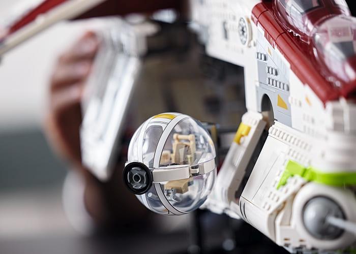 75309 LEGO Star Wars Republic Gunship 12