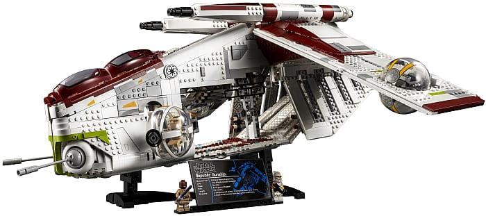 75309 LEGO Star Wars Republic Gunship 6