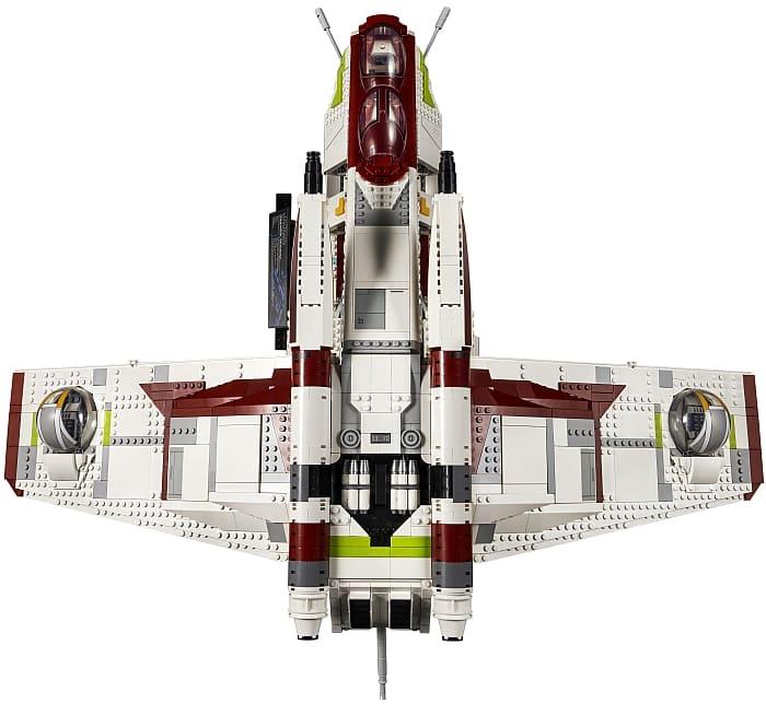 75309 LEGO Star Wars Republic Gunship 7