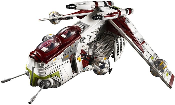 75309 LEGO Star Wars Republic Gunship 8