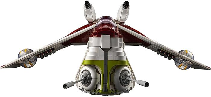 75309 LEGO Star Wars Republic Gunship 9